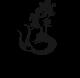 Apnoe Meerjungfrauen Schule Logo