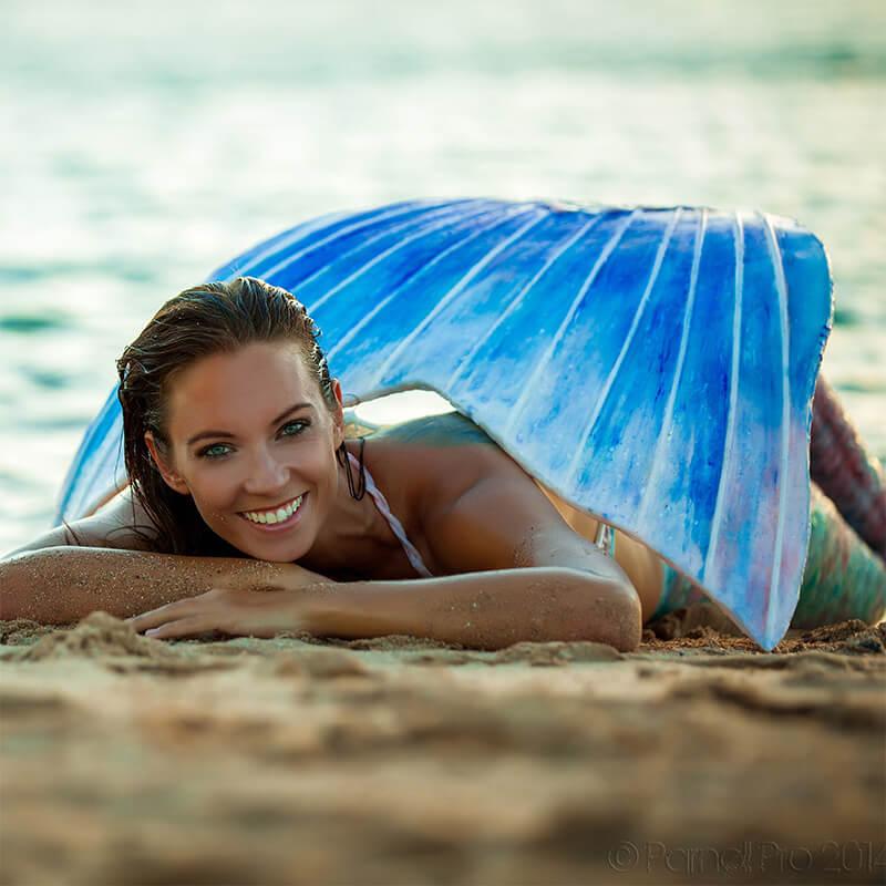 Werde eine Meerjungfrau in der Mermaid Kat Academy