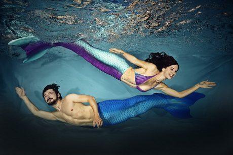 Meerjungfrauenschwimmen Hannover