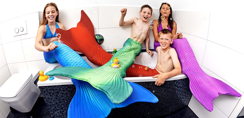 Apnoe Meerjungfrauenkurse