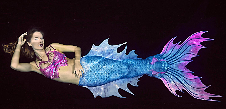Meerjungfrauenschule Apnoe Meerjungfrauenkurse