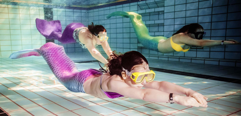 Meerjungfrauenschwimmen Nidersachsen