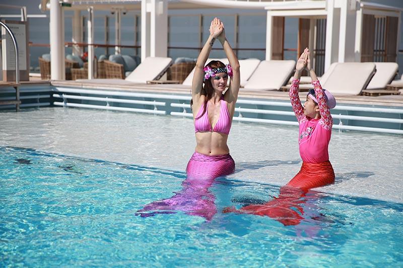 Meerjungfrauenkurs in Niedersachsen