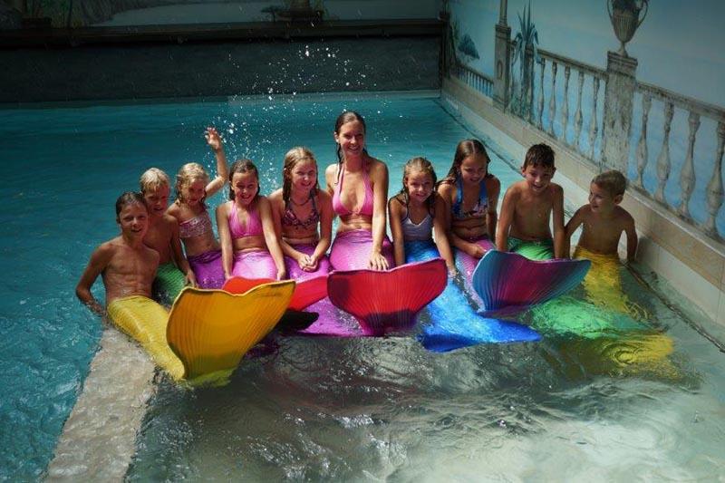 Mermaiding in Niedersachsen