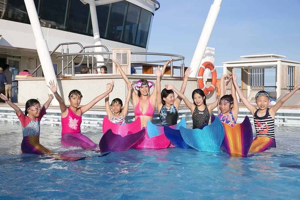 Meerjungfrauenverein