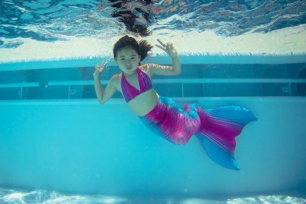Meerjungfrauenschwimmen, Nixenschwimmen