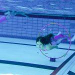 Die Mermaid Kat Academy bietet in Königsberg in Bayern Mermaiding-Kurse an