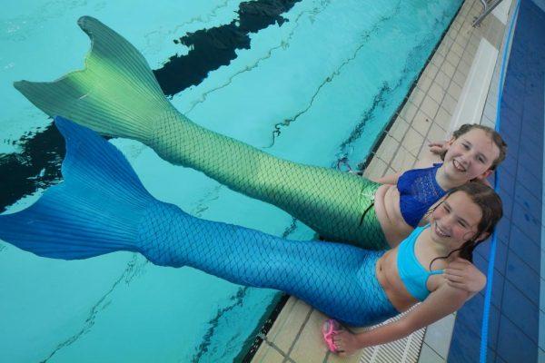 Hannover - Meerjungfrauenschwimmen in Lehrte