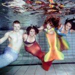Meerjungfrauenschwimmkurse bei Bremen