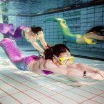 Meerjungfrauenschwimmschule in Hildesheim