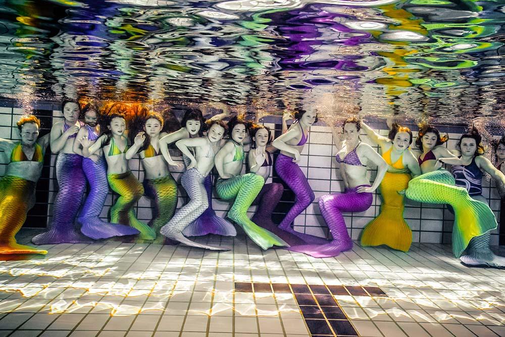 Mermaiding-Kurse bei Schweinfurt