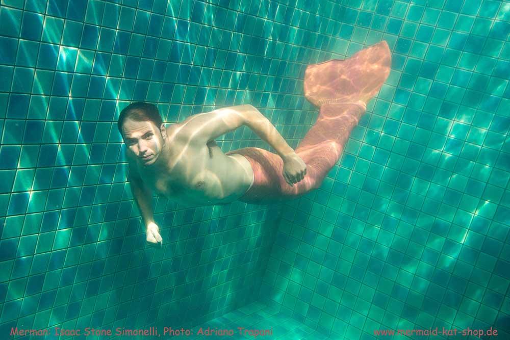 Mermaid Schwimmen bei Bremen mit der Mermaid Kat Academy