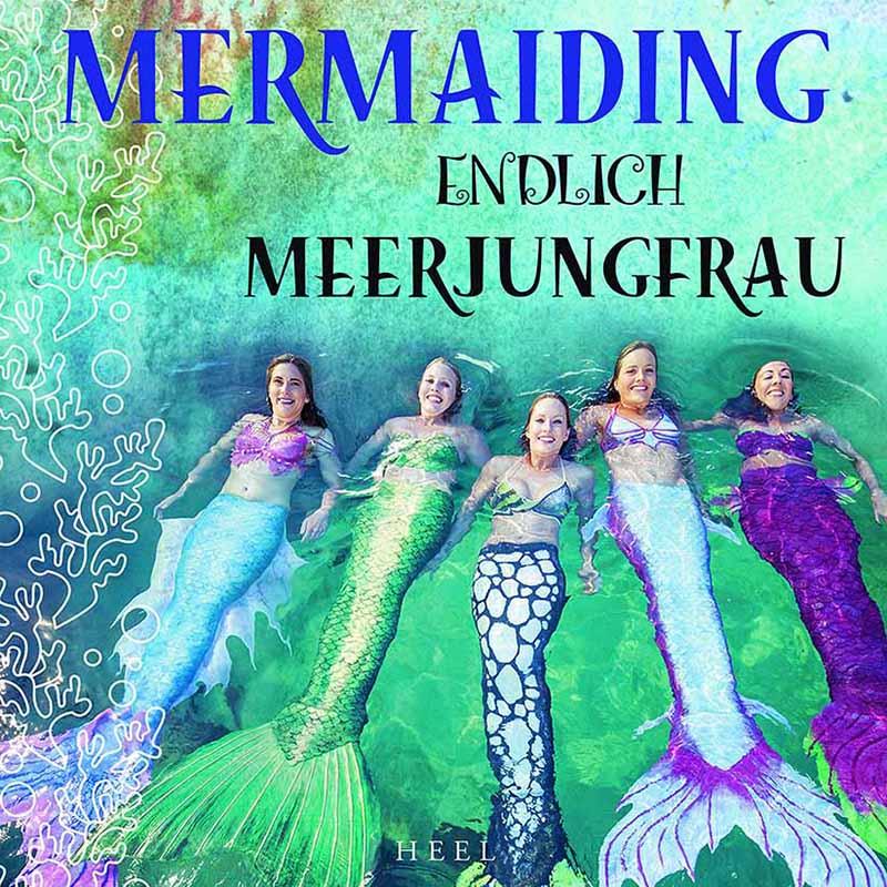 Meerjungfrauenbuch Mermaid Kat