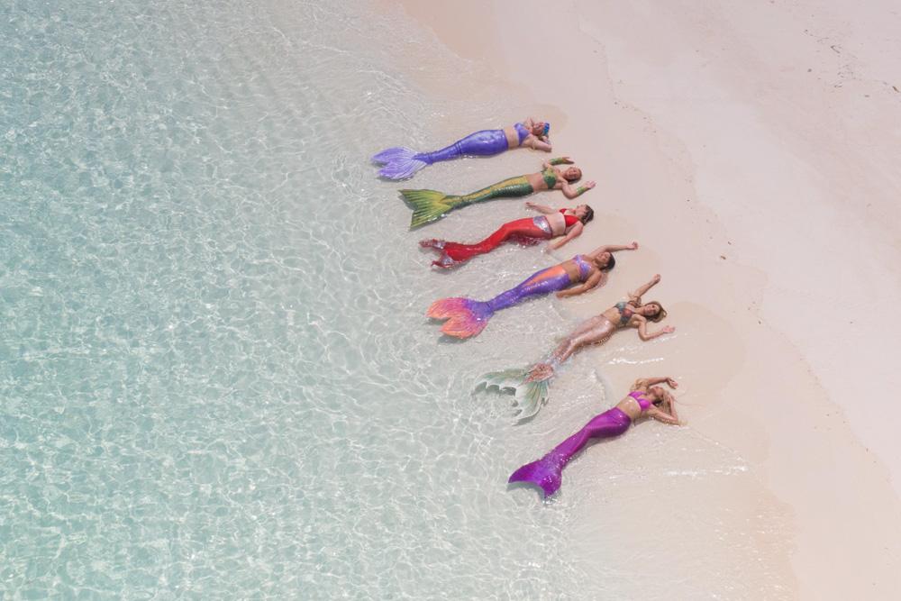 Mermaid Week - Meerjungfrauenreise auf die Malediven