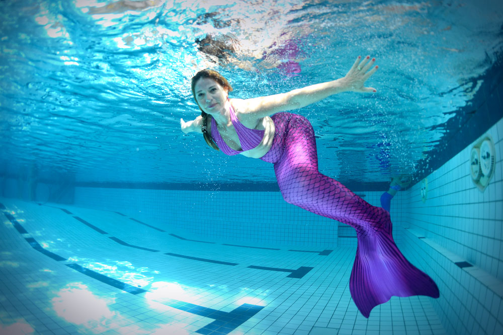 Meerjungfrauenkurse in Geesthacht bei Hamburg