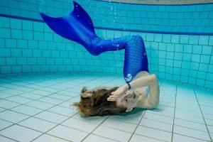 Meerjungfrauen-Instruktorin Dortmund