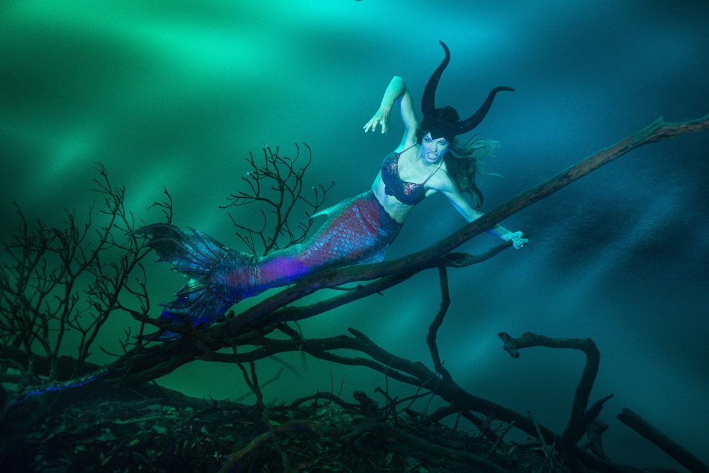 Meerjungfrauen-Urlaub in Mexiko 2020