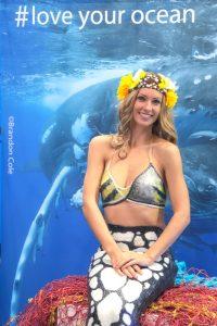 Katrin Gray für die Deutsche Meeresstiftung - Love your Ocean