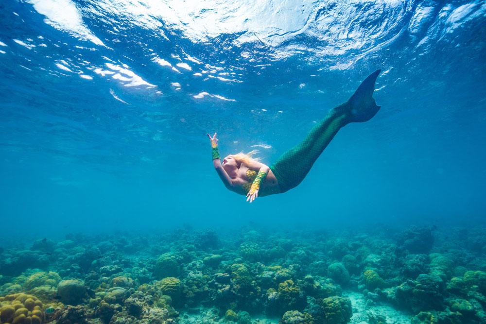 Elba - Meerjungfrauenreise nach Italien