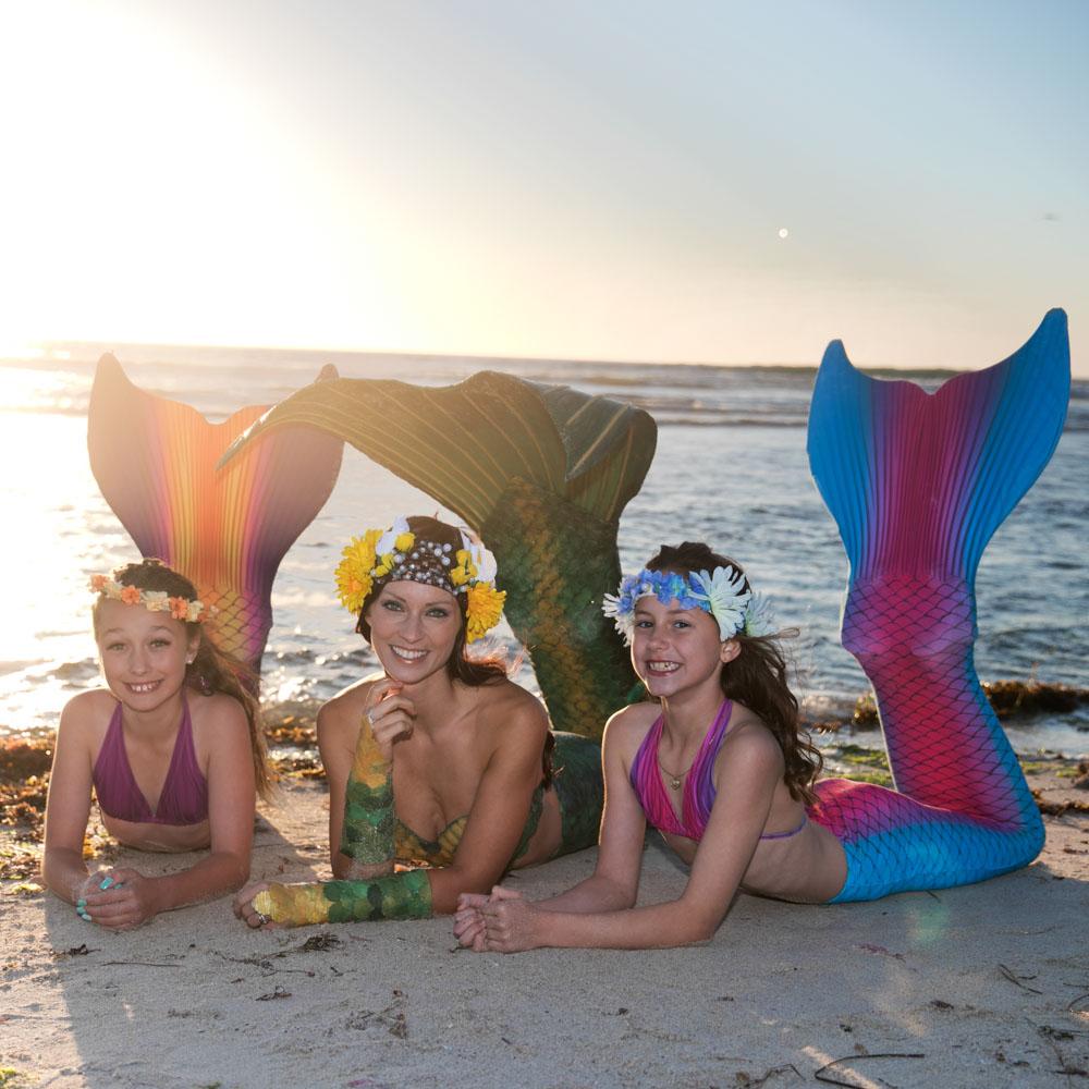 Meerjungfrauen Geburtstag Parties