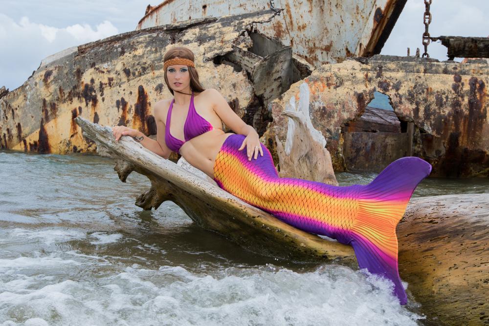 Meerjungfrauenreise nach Italien