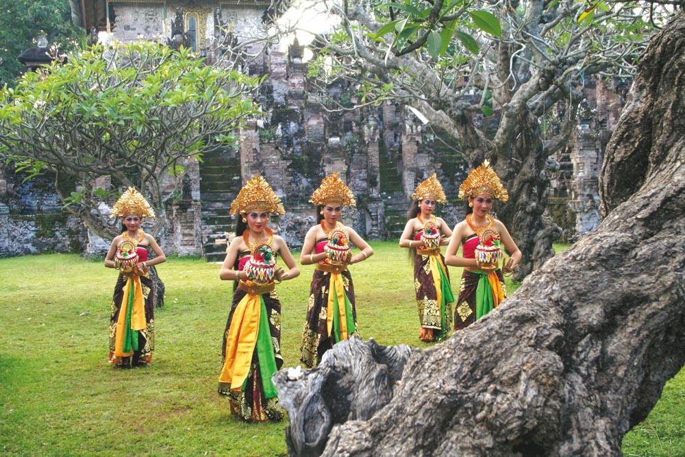 Meerjungfrauenurlaub Bali