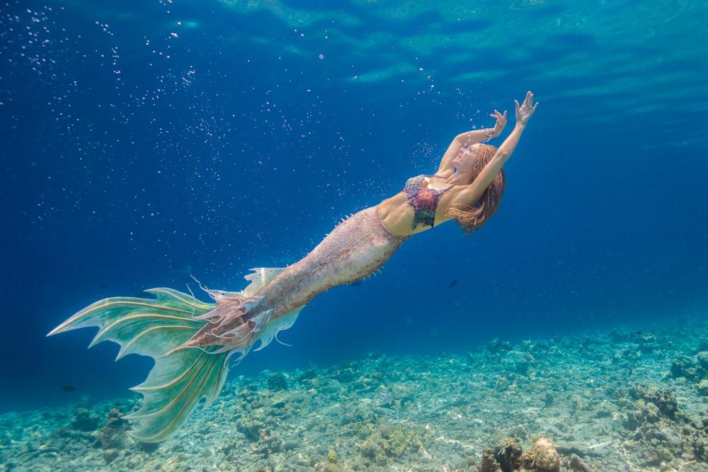 Mermaid Week Italien - Meerjungfrauenschooting auf Elba