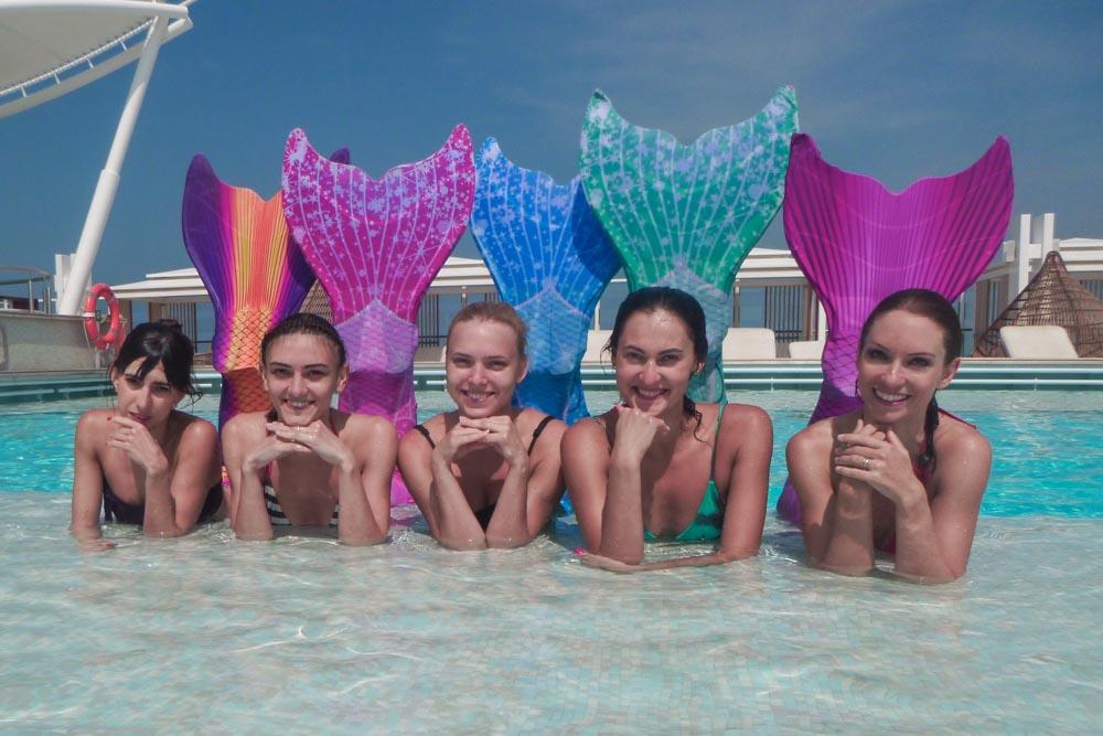 Mermaidingkurse in Dresden für Erwachsene