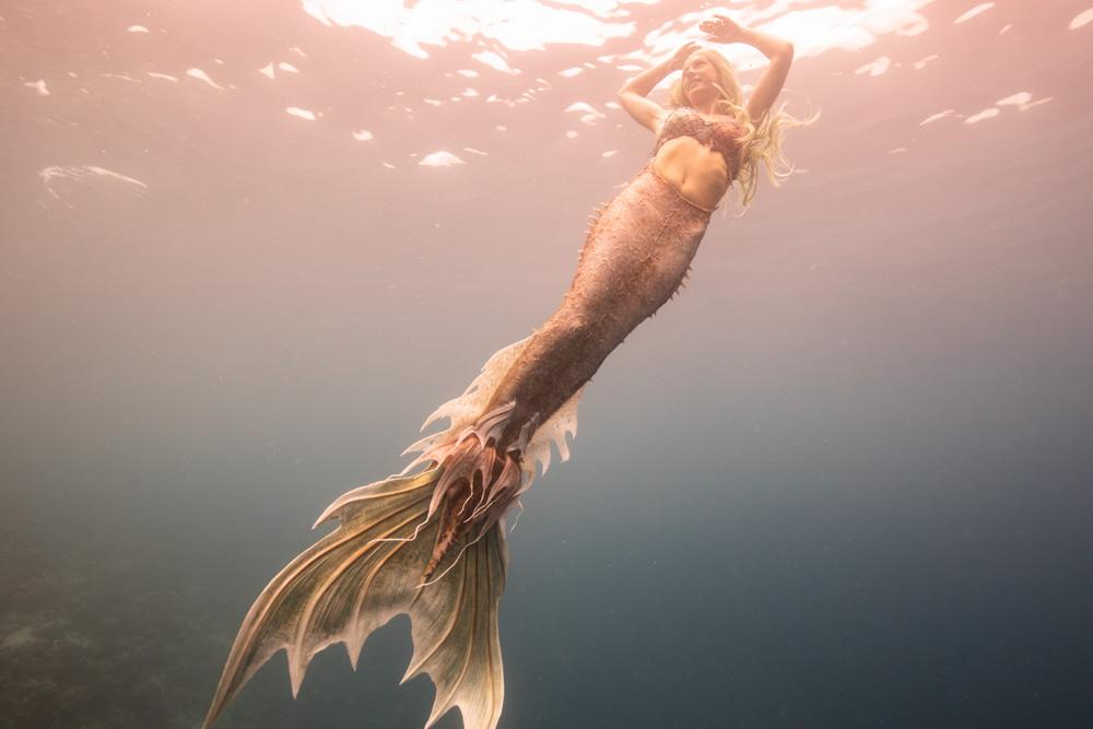 Unterwassershootings - Meerjungfrauenreise nach Italien Elba