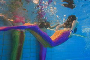 In Bayern gibt es einen Mermaid Kurs