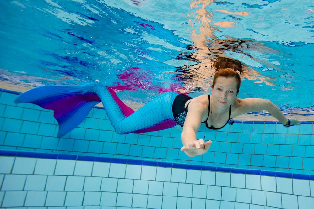 Mermaid Kurs für Erwachsene in Haßberge