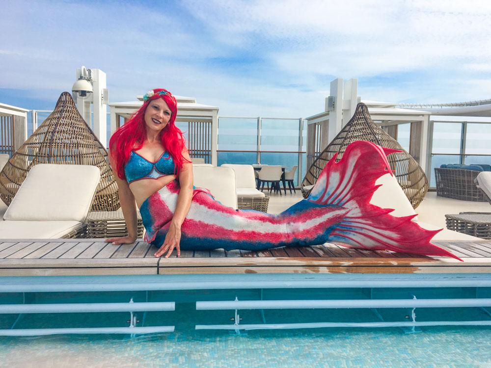 Wo kann ich eine Mermaid Flosse erwerben?