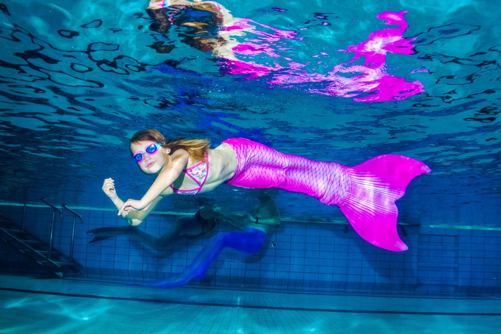 Sechserkarten zum Mermaidschwimmen