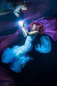 Du willst zu GNTM - Unterwasserfotoshooting wie bei Heidi Klum