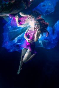Germanys next Top Model - Unterwassershooting wie bei Heidi Klum