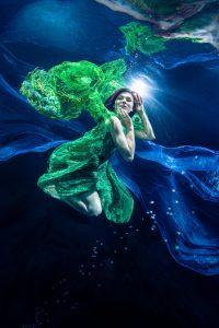 Unterwasserfotoshooting wie bei Heidi Klum