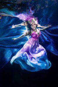 Unterwasserfotoshooting wie bei Heidi Klum - GNTM