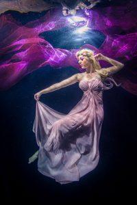 Unterwassershooting wie bei Heidi Klum