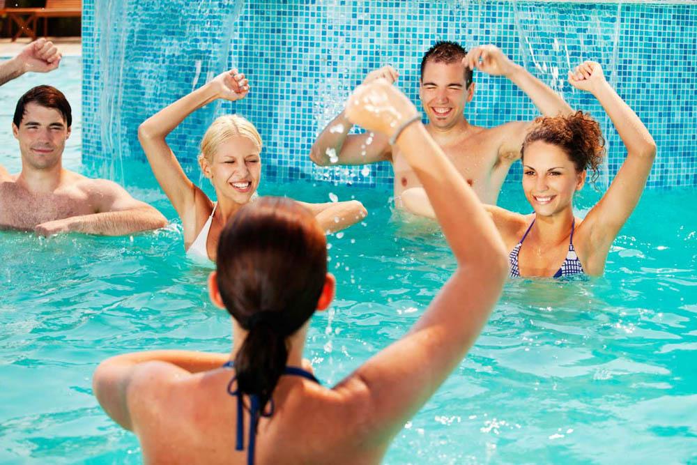 Aqua-Fitness-Kurse in Soßmar bei Hildesheim