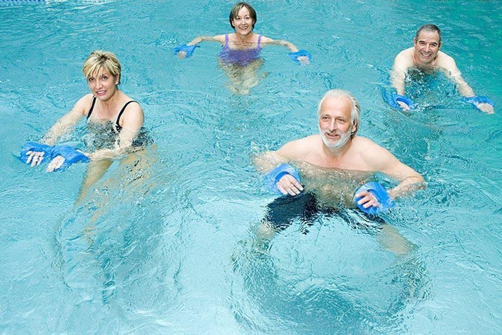 Aquafitness-Kurse in Hohenhameln bei Peine
