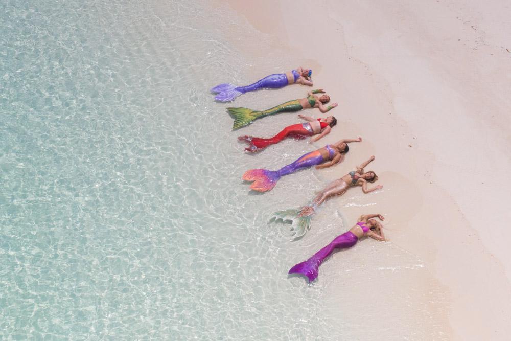 Meerjungfrauen-Camp und Unterwasser-Modelling-Reise - Mermaid Week Ägypten (17.-24.09.2022) - Mermaid Retreat Egypt